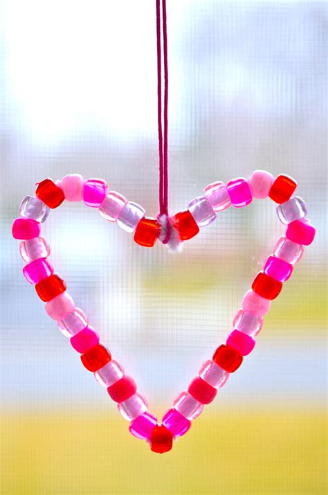 easy valentines crafts craft ideas that as motor skills