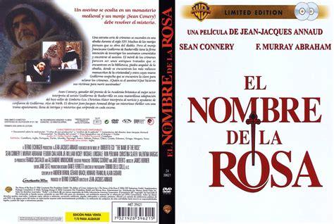 en el nombre de car 225 tula caratula de el nombre de la rosa edicion limitada caratulas com