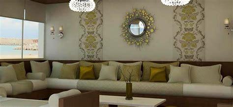 salon canapé marocain chambre verte et violet