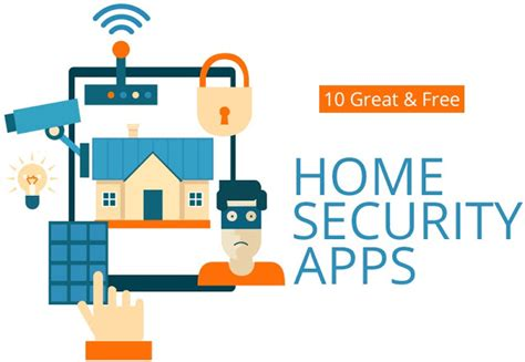 top 10 best home security apps for android iphone
