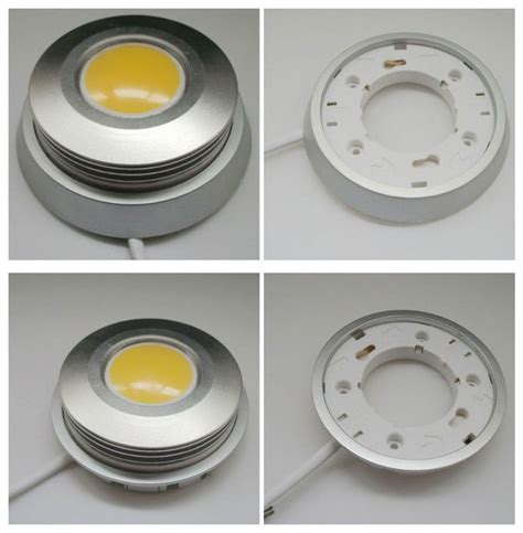 Led Cabinet Lighting Replacement Bulbs by Dimmable Led Cabinet Lights Gx53 6w 8w Buy