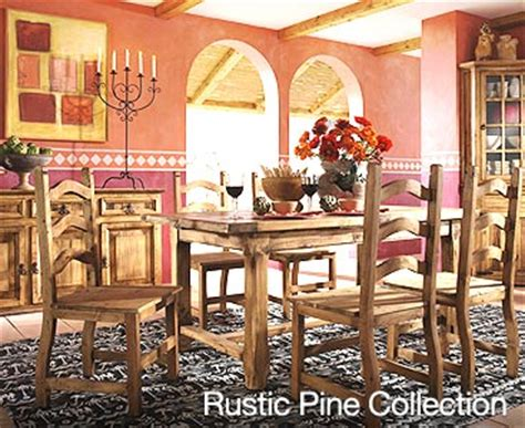mexican pine furniture decoration access