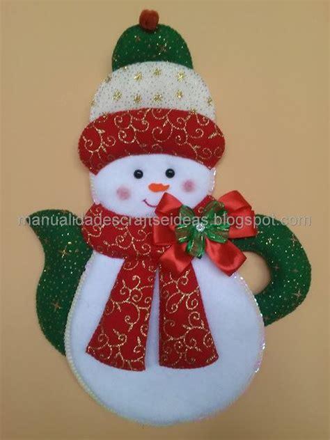 moldes de navidad en fieltro home manualidades las 25 mejores ideas sobre manualidades navide 241 as en