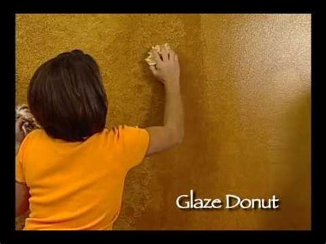 how to faux finish step donut technique by the woolie how to paint your walls