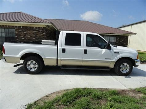 ford f250 2wd purchase used 2000 ford f250 lariat duty crew cab