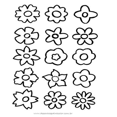 imagenes para dibujar y pintar laminas para colorear coloring pages flores para pintar y