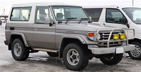 Toyota Landcruiser J70 Toyota Land Cruiser J70 Reviews Prices Ratings With
