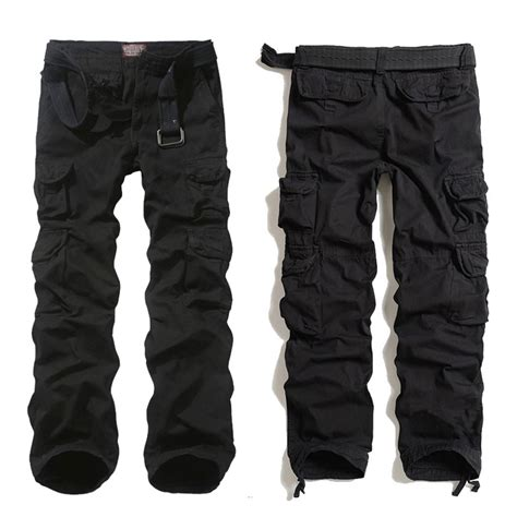 Cargo Pant Black 1 black fit cargo for cw100011