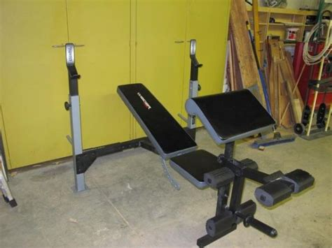 weider 145 weight bench weider 235 weight bench espotted