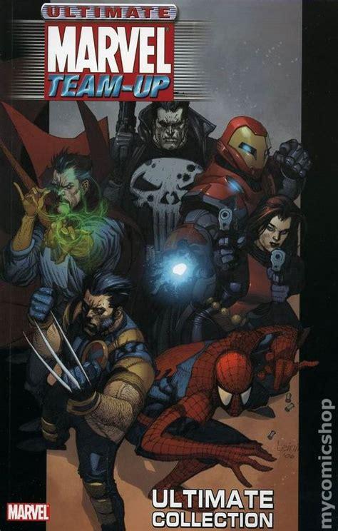 ultimate marvel ultimate marvel team up comic books issue 1