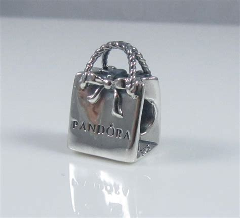 authentic genuine pandora silver pandora shopping bag