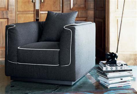 gentlemans armchair gentleman armchair by flou stylepark