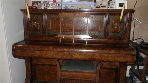 Cottage By Kawai piano for sale collard collard metal frame overstring cottage upright walnut in
