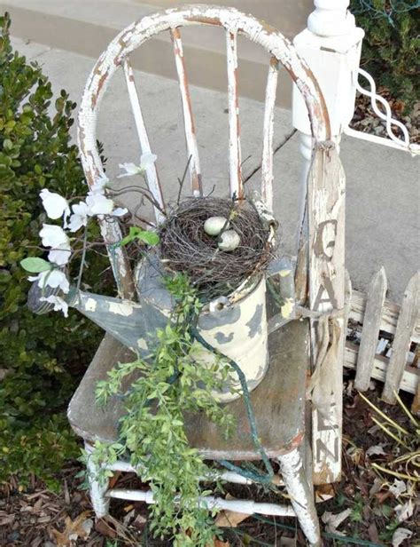 shabby chic garten cheap garden decoration in 28 objects of style shabby chic