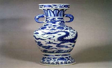 Temple Vase Yuan Dynasty by Flashcards Table On 112