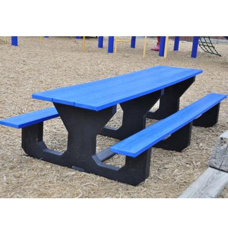 childrens plastic picnic bench recycled plastic picnic tables earn leed points buy