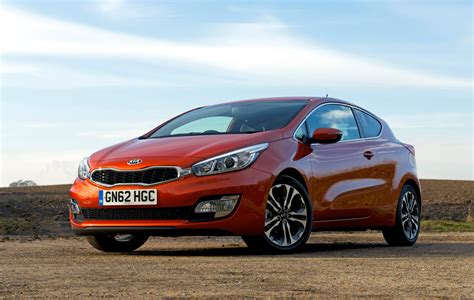 Kia Uk Models Kia Announces Pro Cee D Uk Specification And Pricing