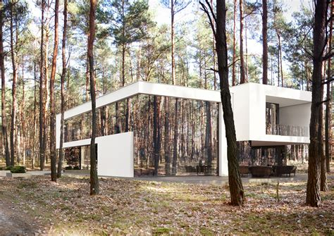 mirrored house mirror house 2 by reform architekt ideasgn