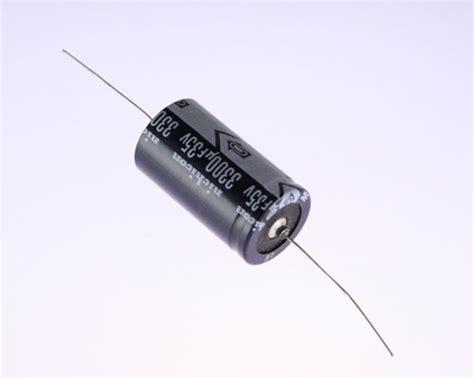nichicon axial capacitor tlb1v332mda nichicon capacitor 3 300uf 35v aluminum electrolytic axial 2020069577