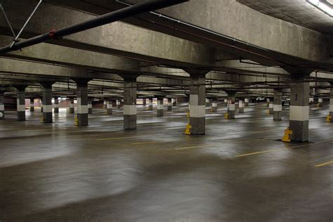 Parking Garage by Anatomy Of A Parking Garage Archaeology