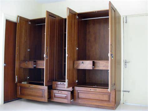 Lemari Pakaian Sederhana tips cara membuat lemari sederhana renovasi rumah net