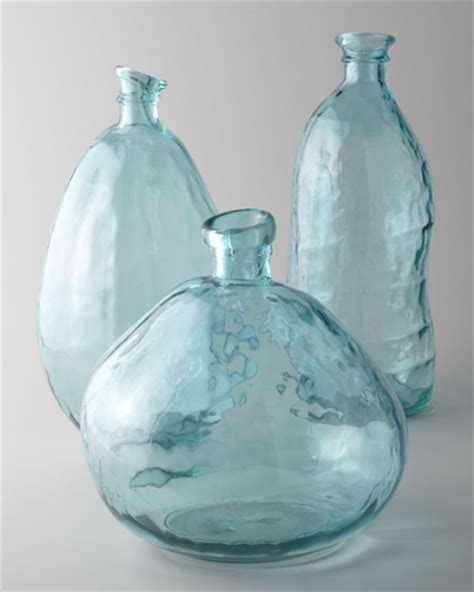 Glass For Vases by Turquoise Glass Vases Everything Turquoise