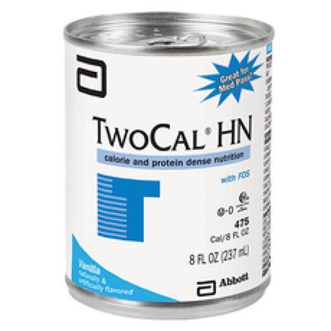 twocal hn protein dense nutrition