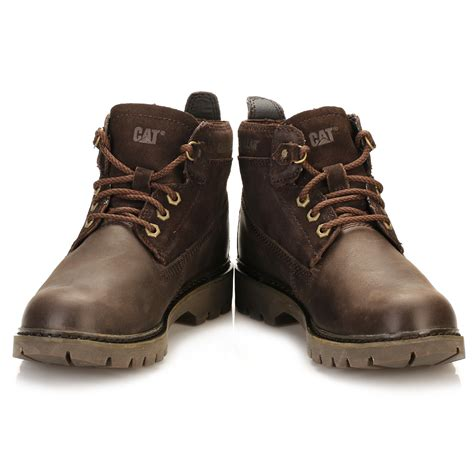 Best Seller Sepatu Caterpilar Low Boots Suede Edition Anida caterpillar womens chocolate brown melody boots grain leather ankle shoes ebay