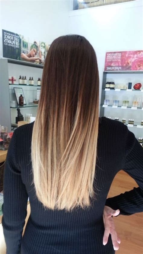 60 trendy ombre hairstyles 2018 brunette blue red purple green blonde straight ombre