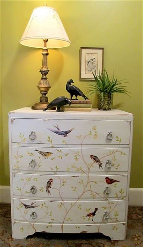 The Of Decoupage - furniture decoupage ideas my desired home