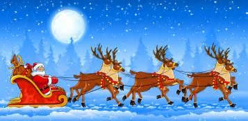Christmas wallpapers santa claus and snowman