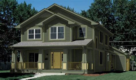 Green Colored Houses green colored house exterior paint ideas for home exteriors