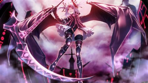 wallpaper anime demon anime succubus wallpapers wallpapersafari