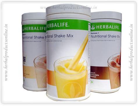 Teh Mix Herbalife herbalife formula 1 nutritional shake mix