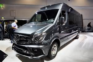 brabus sprinter and v class fill the luxury gap in