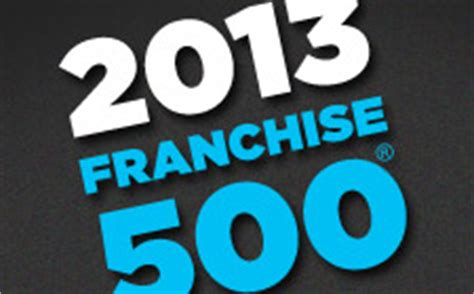 top 10 franchises opportunities for 2013 internet home