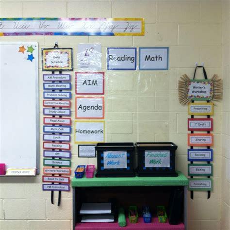 4th Grade Classroom Decorations by 4th Grade Classroom Organization Teaching Ideas