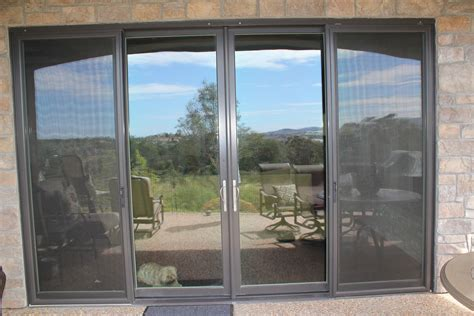 aluminum patio doors marvin bronze aluminum clad exterior narrow style rail