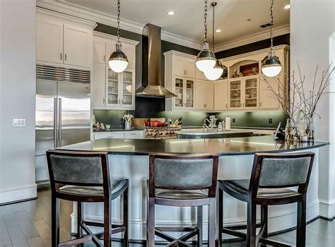 peninsula kitchen ideas 27 gorgeous kitchen peninsula ideas pictures designing