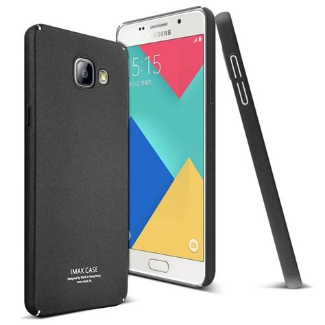 Imak Jazz Series Ultra Thin F Samsung Galaxy A5 2016 A5100 Hitam imak jazz series ultra thin for samsung galaxy a5
