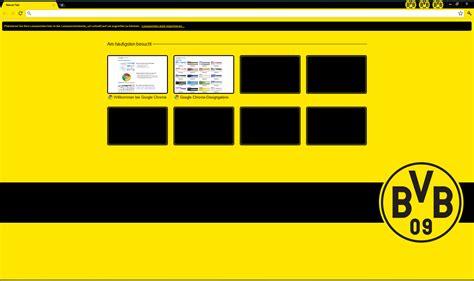 Theme Google Chrome Borussia Dortmund | bvb borussia dortmund by emperorofdoom on deviantart