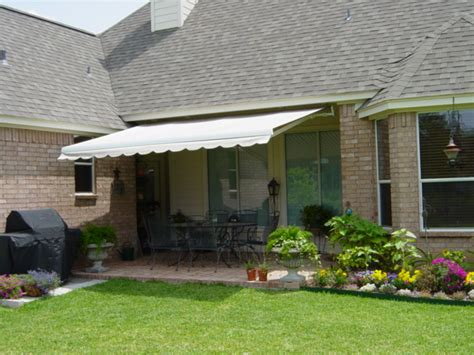 lowes lake jackson retractable awning review