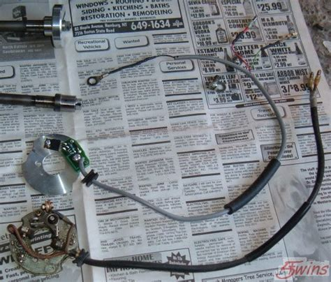pamco ignition vs stock harness yamaha xs650 forum