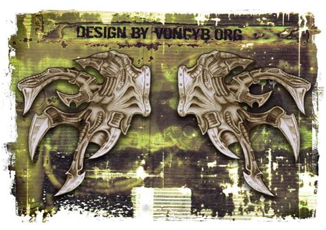 biomechanical wings by samppavoncyborg on deviantart