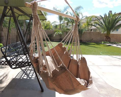 chair hammock swing hammock chair hanging rope chair porch swing outdoor