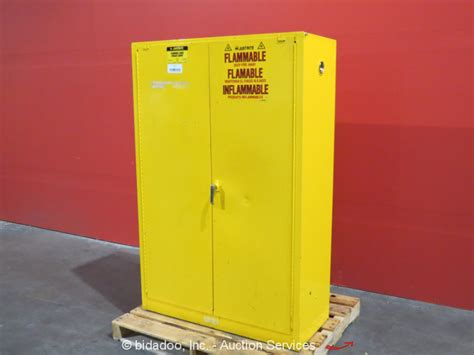 justrite 45 gallon safety cabinet justrite 45 gallon flammable liquid safety storage cabinet