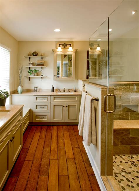 rustic bathroom flooring rustic bathrooms designs remodeling htrenovations