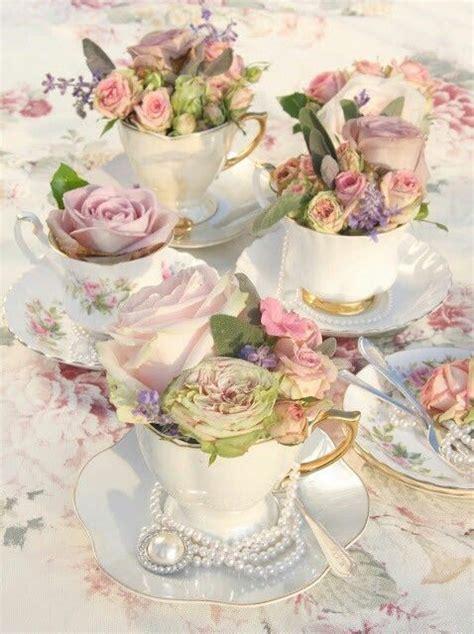 tea cup centerpieces may inspiration cachel s wedding
