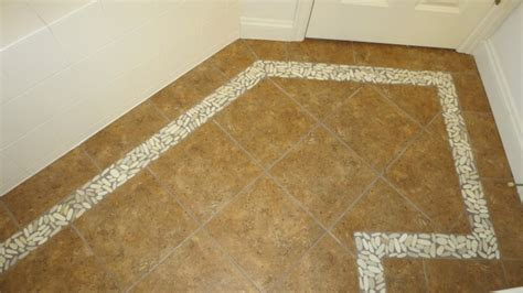Floor Border by 29 New Pebble Border Tiles Bathroom Eyagci