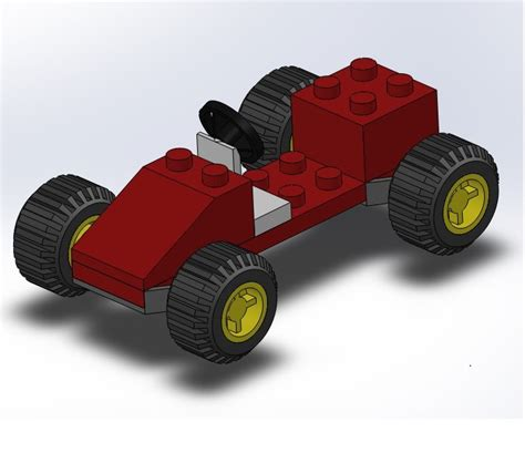 tutorial solidworks lego solidworks car tutorial auto hobby